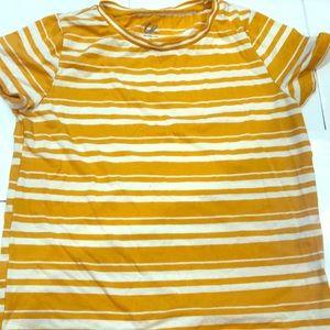 Cute striped t shirt
